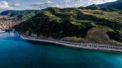 The Lin-Pogradec Panorama Tunnel opens