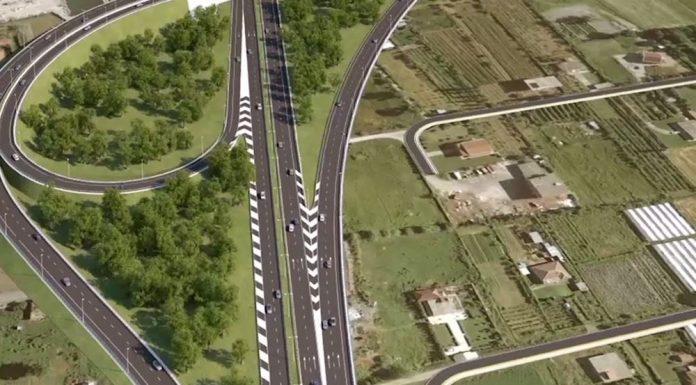 Milot-Balldren, part of the Blue Corridor, integrates the country's roads into pan-European infrastructure