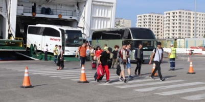 More ferry passengers and ferries to Durrës in June