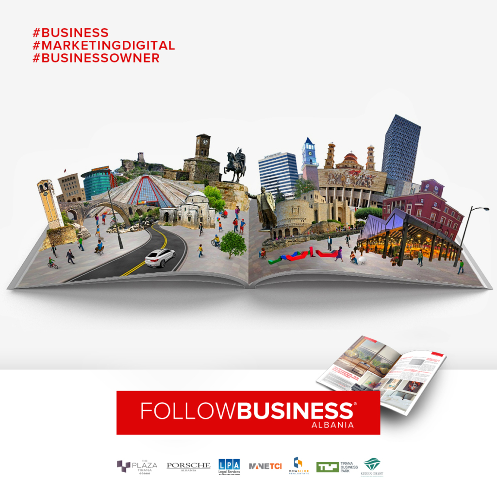 Follow Business Albania Tirana
