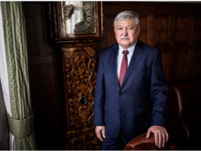 Dr. Sándor Csányi: OTP Gears to Lead Albanian Market, Great Opportunity to Strengthen Regionally