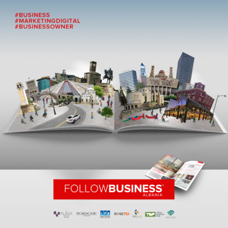 FOLLOW BUSINESS® ALBANIA, research and analysis, economic forecasts