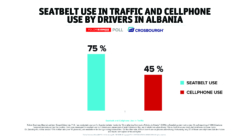 Seatbelt and Cellphone Use in Traffic