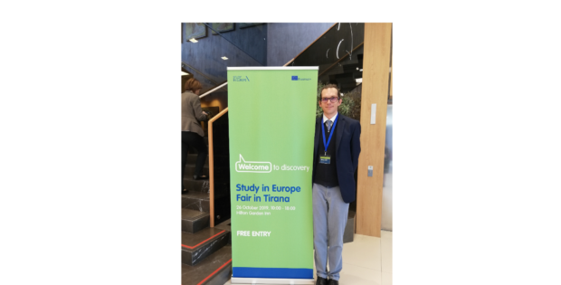 Márton Bélik: The Study Europe Fair in Tirana Was Very Successful, This is What the Students Must Check Now